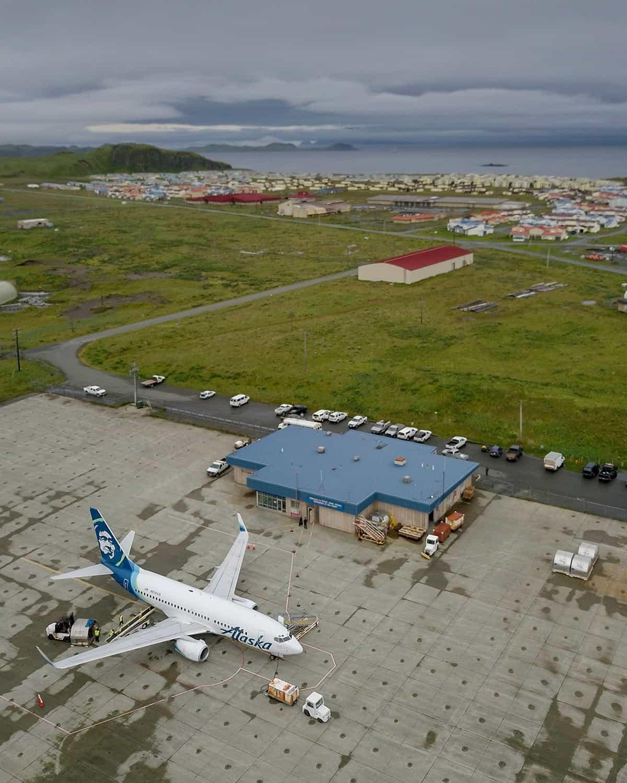 A visit to Adak Island