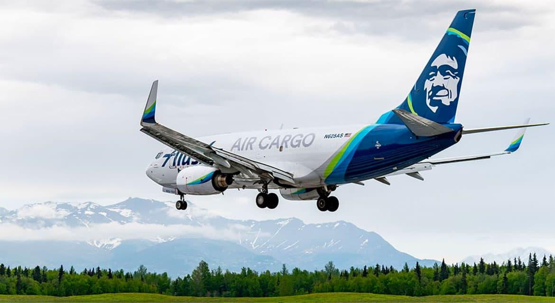 Freighter service starts for Unalakleet, our first cargo-only Alaska destination