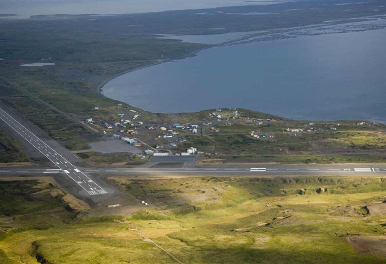 New destination comes on board: Cold Bay, AK