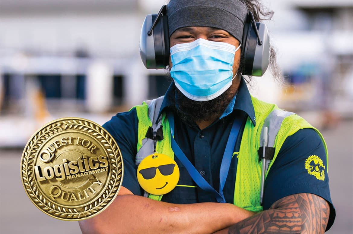 """We earn """"Top Performer"""" status for Quest for Quality awards"""