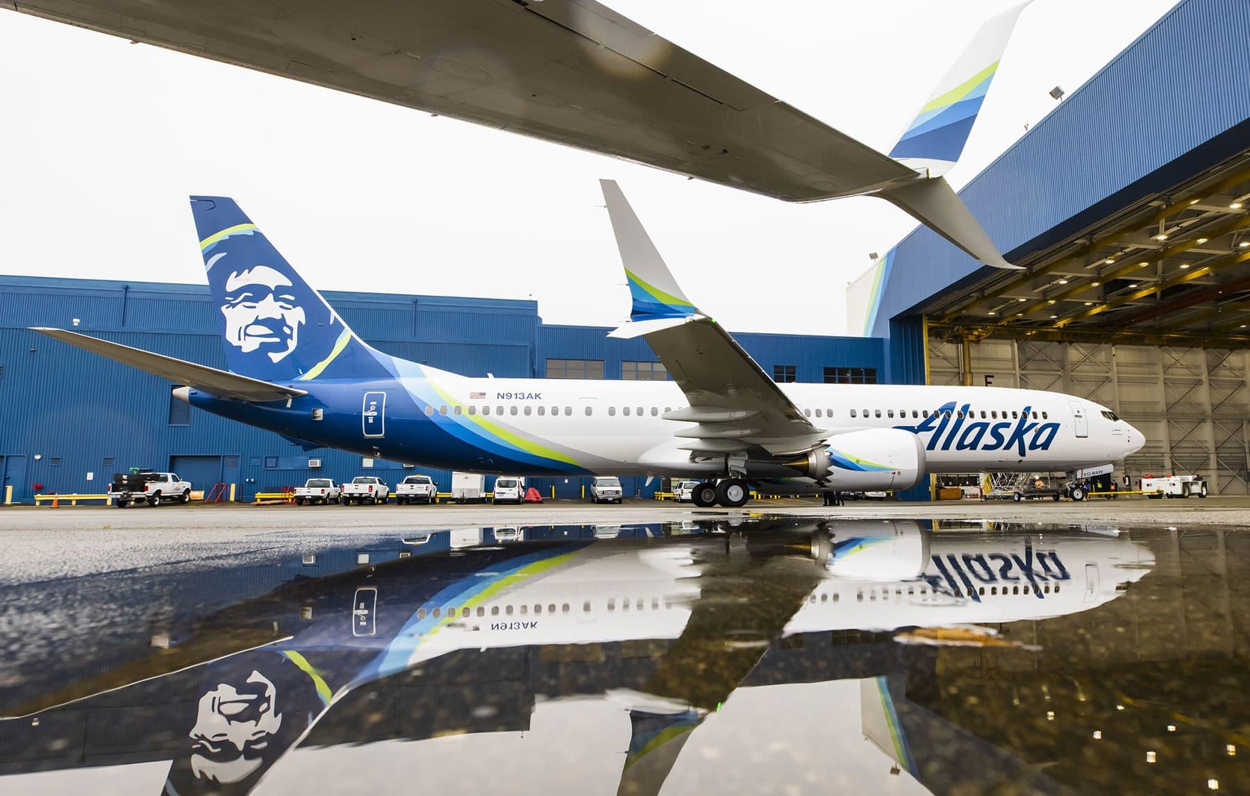 New longer-range 737-9 joins the fleet.